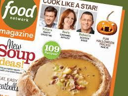 food network magazine october 2013 recipe index recipes and