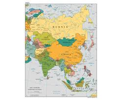 Europe And Asia Map by Map Of Asia You Can See A Map Of Many Places On The List On The