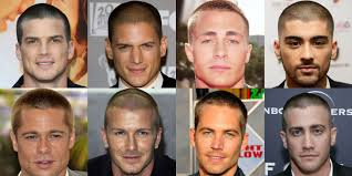 military haircut men big nose men s buzz cut hairstyles men s haircuts hairstyles 2018