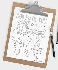 printable christian coloring book with encouraging bible verses
