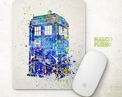 doctor who decor etsy