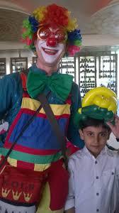 clown show for birthday party jockel the clown bangalore