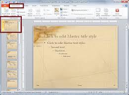 templates u0026 themes theme format jan u0027s working with presentations