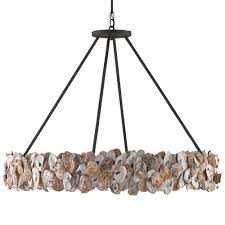 lighting project week with creative oyster shell chandelier ballard designs chandeliers oyster shell chandelier seaside chandeliers