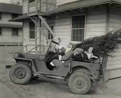 christmas jeep card santa claus has gone to war propaganda during ww2 u2013 ww2wrecks com