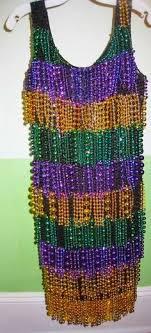 diy mardi gras bead bandana mardi gras purple green gold shimmer fringe scarf mardi gras