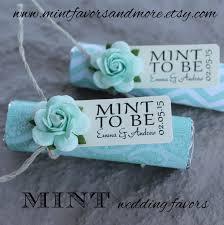 mint wedding favors mint wedding favors set of 100 mint rolls mint to
