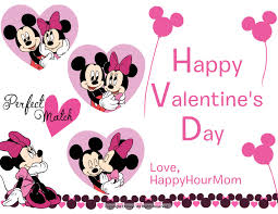 Design Your Own Cards Online Happy Hour Mom Create Your Own Disney Valentine U0027s Day Cards Online