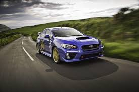 subaru impreza malaysia subaru will build three more sti tuned models and a hotter brz is