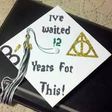 high school graduation caps harry potter graduation cap decoration ideas for the of harry