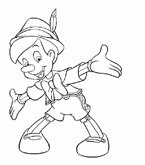 pinocchio coloring pages pinocchio coloring pages 18 free disney