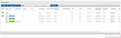 Expense Reports Software by T U0026e Expense Reporting Software Gorilla Expense New Feature