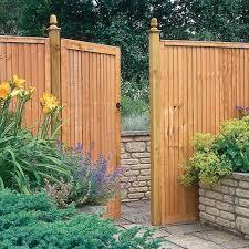 outdoor modern wooden garden fences and gates garden fences and