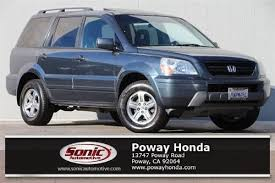 2005 honda pilot issues used honda pilot for sale in san diego ca edmunds