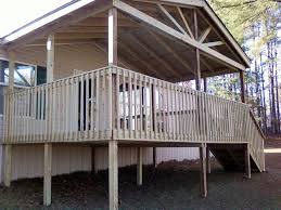 gable porches u2013 ready decks