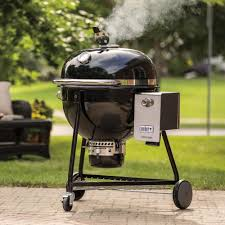 Patio Classic Charcoal Grill by Weber Summit 24 Inch Charcoal Bbq Grill Black Bbq Guys