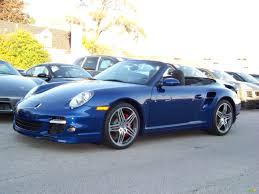 porsche cabriolet turbo 2009 aqua blue metallic porsche 911 turbo cabriolet 348411