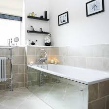 Mirror Bathroom Tiles Ways To Update Your Bathroom Ideal Home