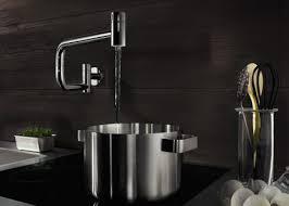 Dornbracht Kitchen Faucet by Modern Pot Filler New Wall Mounted Ultra By Dornbracht