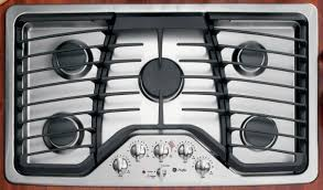Thermador Cooktop With Griddle Ge Profile Series Pgp976setss Stainless Steel Series 36