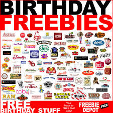 Kitchen Depot New Orleans by Birthday Freebies U2013 Free Birthday Stuff U2013 Biggest U0026 Best List