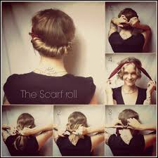 1940s bandana hairstyles 7 ways to style a headscarf 1940s hairstyles 1940s and scarves