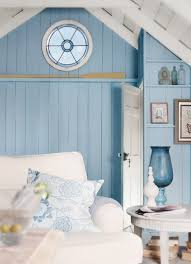 Beach House Furniture by Beach House Decorating Ideas Blue Walls Window And Beach