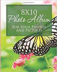 Photo Album For 8x10 Pictures Buy 8x10 Photo Album For Your Photos And Pictures Book Online At