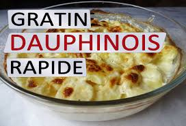 cuisine gratin dauphinois mon astuce pour un gratin dauphinois rapide maman cuisine