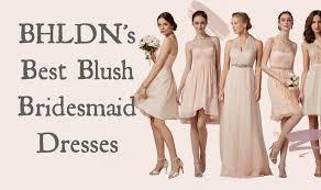 blush colored bridesmaid dress blush bridesmaid dresses rustic wedding chic