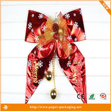 dw cs97 wholesale christmas decorations bowknot christmas tree