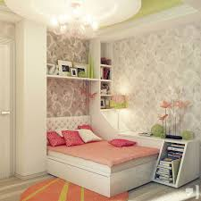 interior astounding small spaces room design in white wool sofa