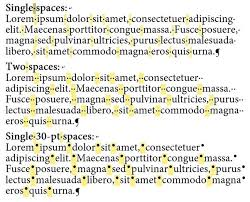 how to increase space between words not letters in ms word