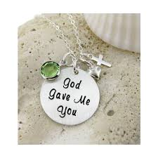 and me necklace jc jewelry design god gave me you necklace sted sterling