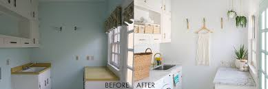 elsie u0027s laundry room tour before after u2013 a beautiful mess