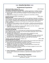 It Resume Objectives Good Objective For Resume College Graduate Virtren Com
