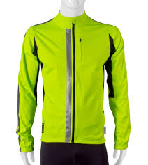 warm waterproof cycling jacket atd high visibility full zip softshell cycling jacket w 3m
