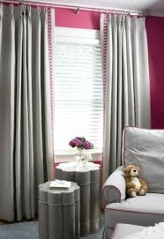 White And Grey Curtains Pink And Gray Curtains U2013 Teawing Co