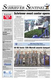 schriever sentinel june 8 2017 by colorado springs military