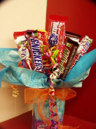 candy bar bouquet s flowers candy bar bouquet chillicothe oh 45601 ftd