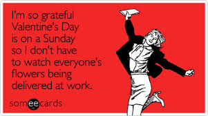 imagenes ironicas del dia de san valentin postales de san valentín non perfect el blog imperfecto