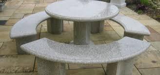 Natural Stone Benches Stone Furniture Garden Furniture Natural Stone U2013 Sngranite Ie