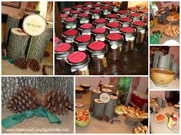 camping theme party ideas bridal showers are so much fun
