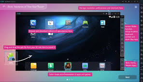 screenshot on android nox app player an easy to use android emulator packed with