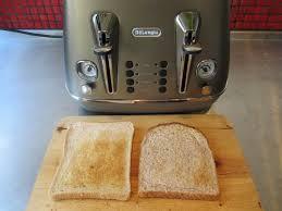 4 Slice Toaster Delonghi De U0027longhi Distinta 4 Slot Toaster Review Trusted Reviews