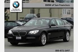 bmw of oakland used 2015 bmw 7 series for sale in oakland ca edmunds