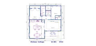 chelsea cottage 2 bed 1200 u2014 taylor homes group