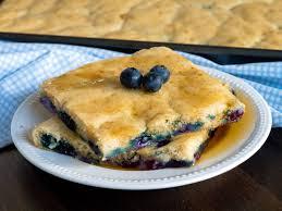 blueberry pancake recipe sheet pan blueberry pancakes u2013 12 tomatoes