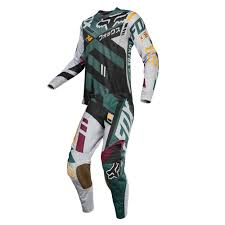 motocross gear combo fox 2016 360 divizion muddy creek limited edition kit masters of mx