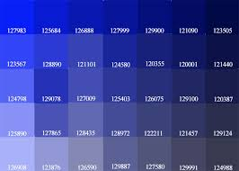 blue paint swatches exceline paints blue purple color palette homes alternative 49443